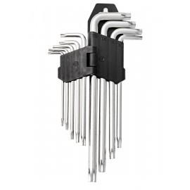 Zestaw kluczy TORX Long T10-T50 - kpl.x9