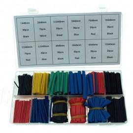Koszulki termokurczliwe x560, kolor, zestaw