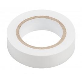 Taśma izolacyjna biała 15mmx0,13mmx10m