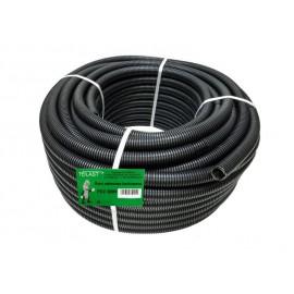 Rura karbowana peszel PVC16/12 320N niepalny 50mb