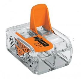 Złączka, szybkozłączka 2x0,14-4mm2 WAGO
