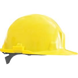Hełm ochronny HDPE norma EN397 czerwony